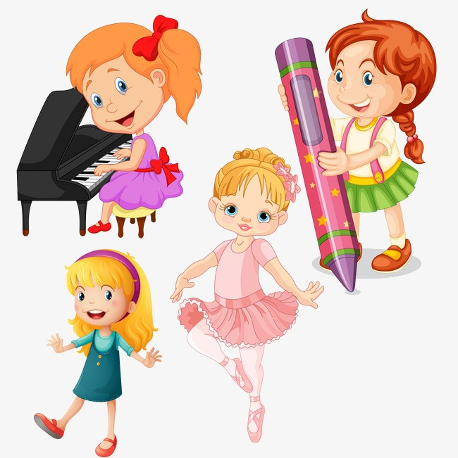 Kids singing and dancing clipart 7 » Clipart Portal.