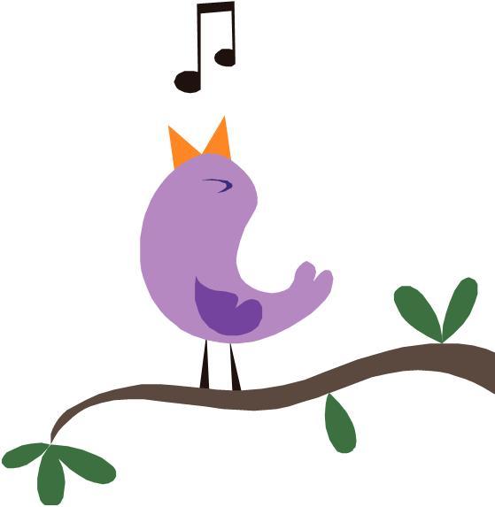 A Bird Singing.
