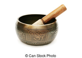 Singing bowl Stock Photos and Images. 571 Singing bowl pictures.
