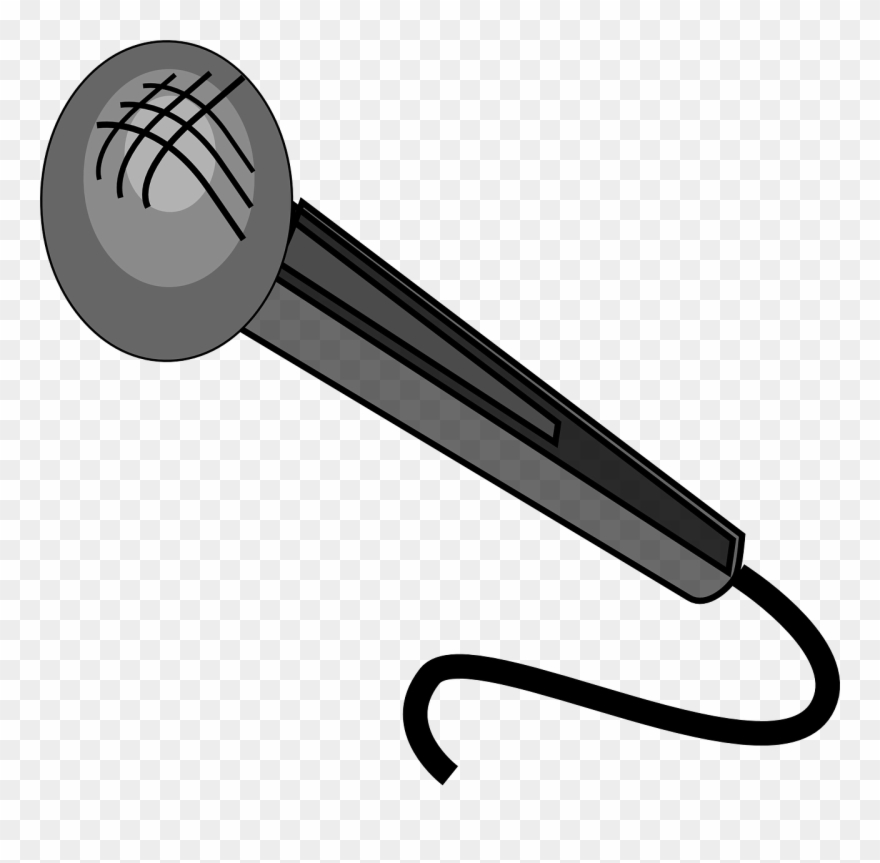 Microphone Sound Voice Sing Loud.