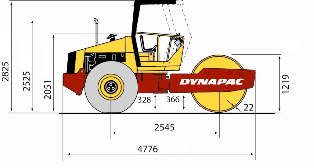 CA150AD • Dynapac.