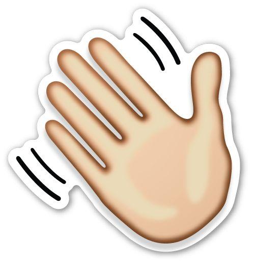 single hand emojis.