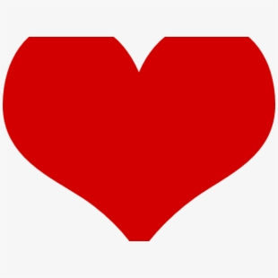 Heart Clipart Clipart Single Heart.
