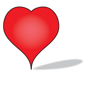 Free Heart Clipart Image 0515.