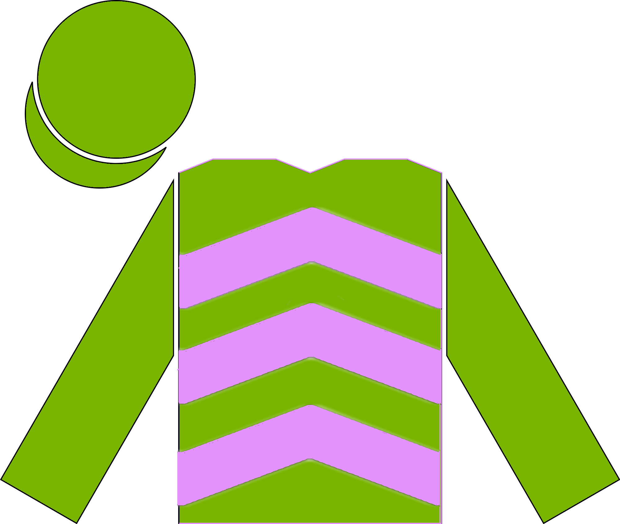 Michael Easterby Racing : Owners and Colours.