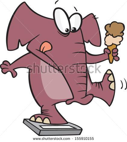 """the Elephant On One Leg"" Stock Photos, Royalty."