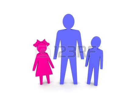 2,247 Single Parent Stock Vector Illustration And Royalty Free.