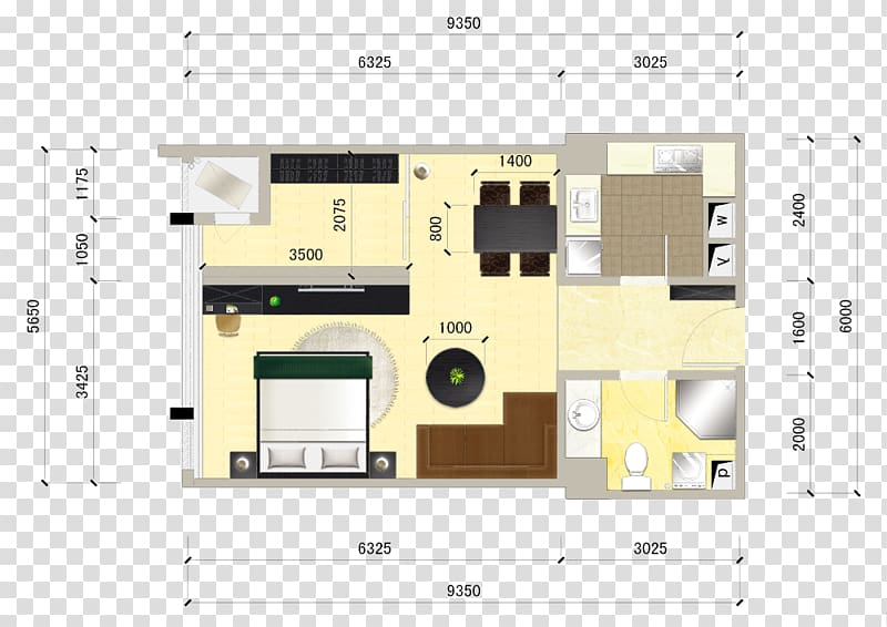 Floor plan Plane Interior Design Services, Home improvement.