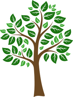 Graphic trees clipart images gallery for free download.