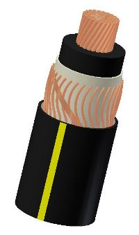 Low voltage single core distribution cables type GKN.