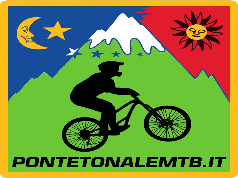 Ponte Tonale Mtb: Tour Enduro n.2, Rif Bozzi and Tonale.