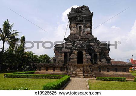 Stock Image of Jago Singosari Temple x19926625.