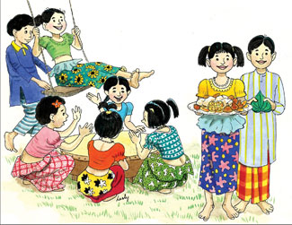 Game clipart sinhala and tamil new year.