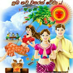 19 Best Sinhala Tamil New Year images in 2019.