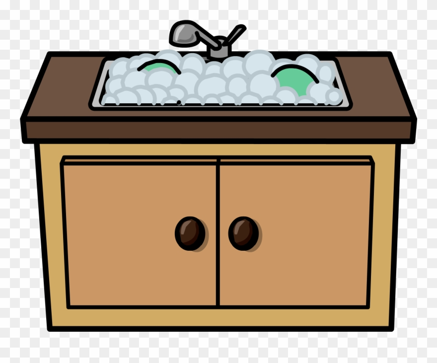 Clipart Kitchen Sink.