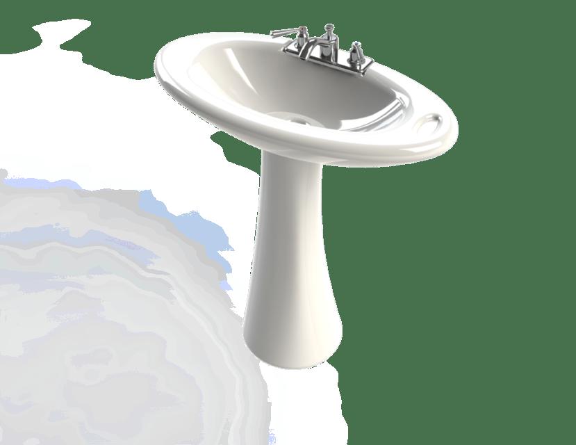 Bathroom Sink transparent PNG.