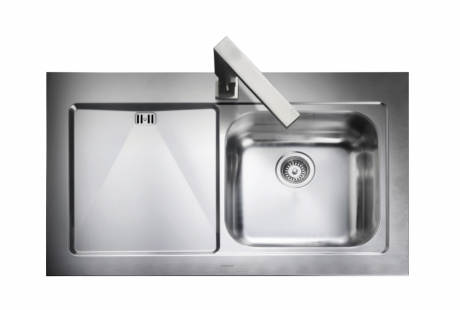 Mezzo Single Bowl Kitchen Sink.
