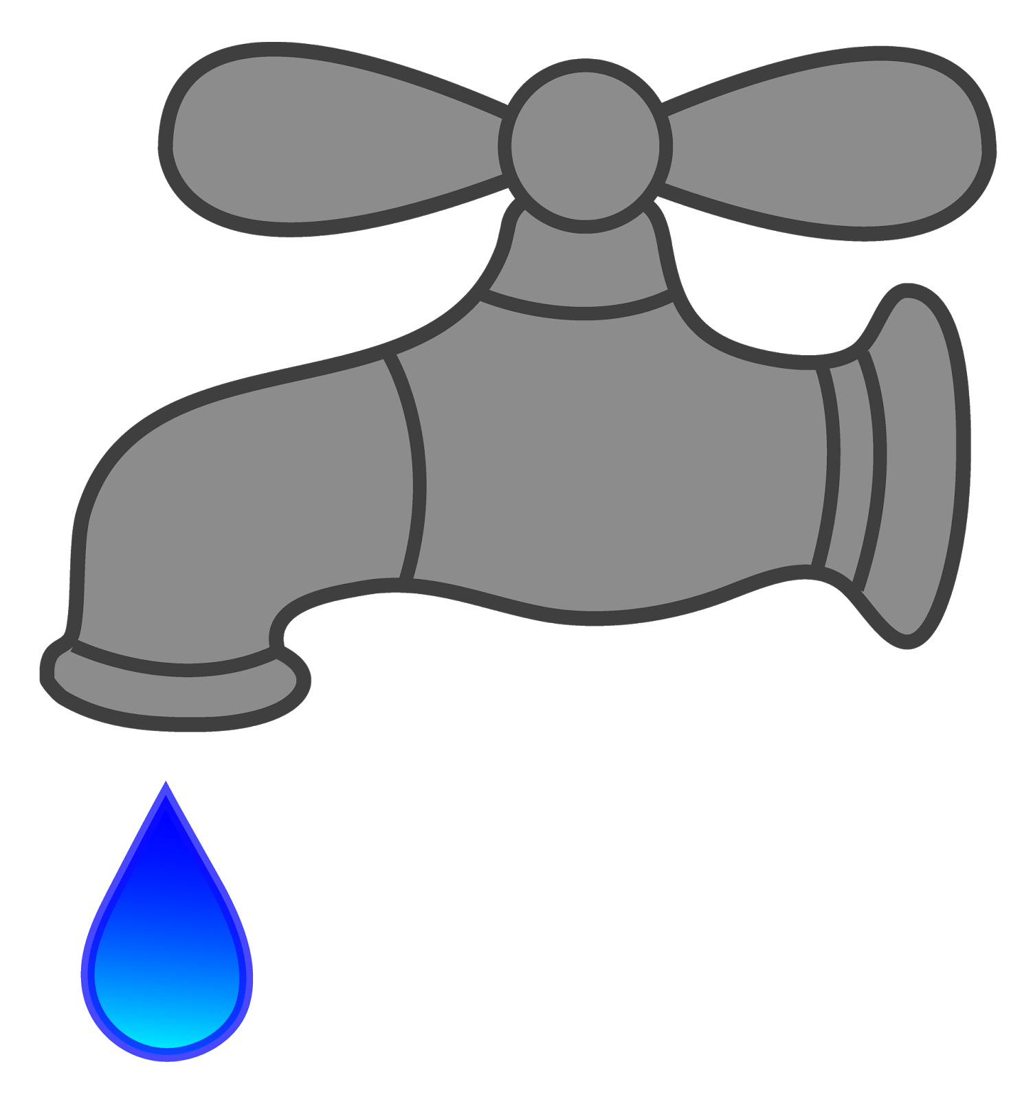 Sink With Water Clipart Clipground