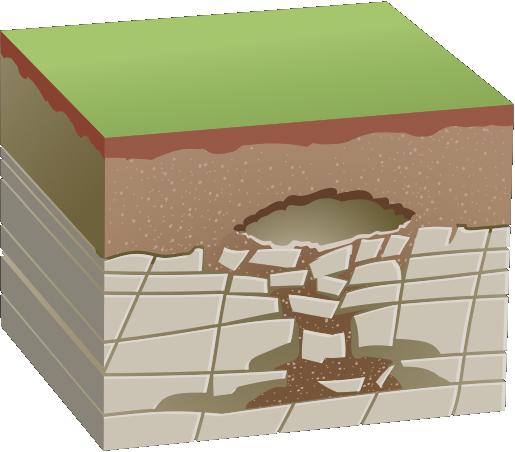 UCF Civil Engineering Professor Manoj Chopra explains sinkholes.