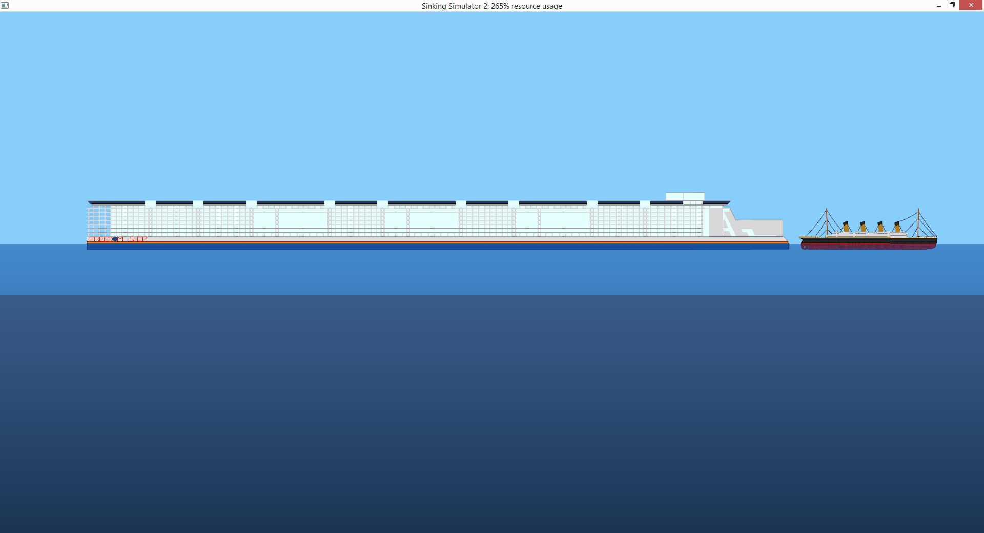 Steam Greenlight :: Sinking Simulator 2.