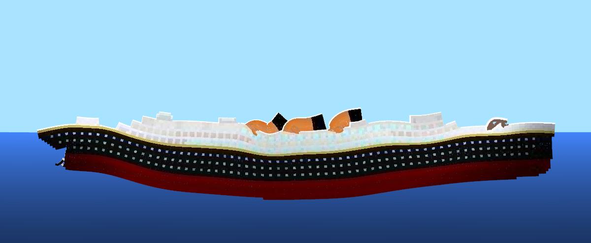 Sinking Simulator on Twitter: \
