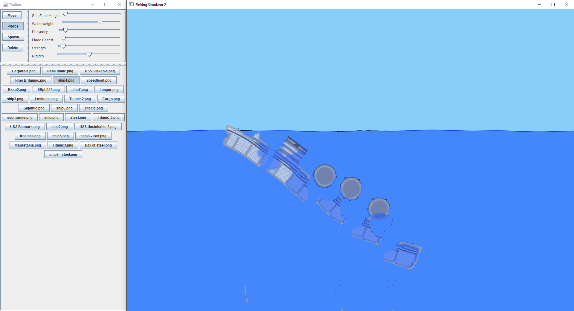 Sinking Simulator 2 alpha 0.0.1 file.