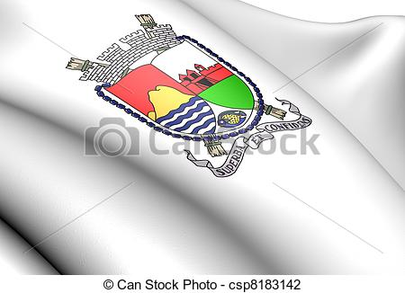 Clip Art of Sint Eustatius coat of arms.