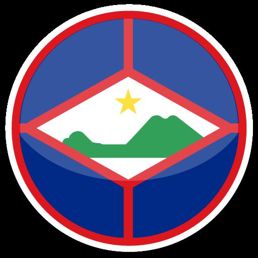 Sint Eustatius Icon.