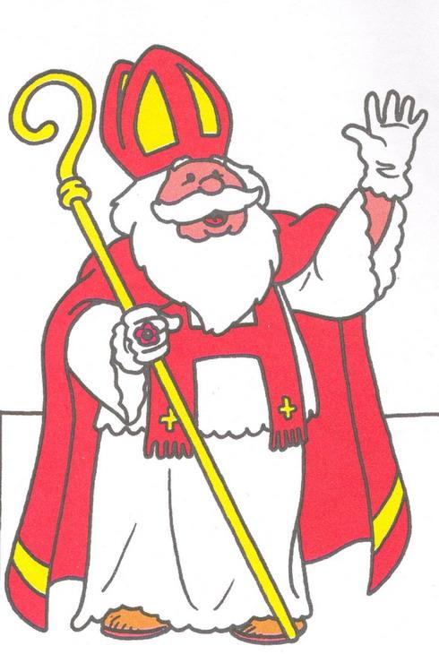 Sinterklaas Cliparts.