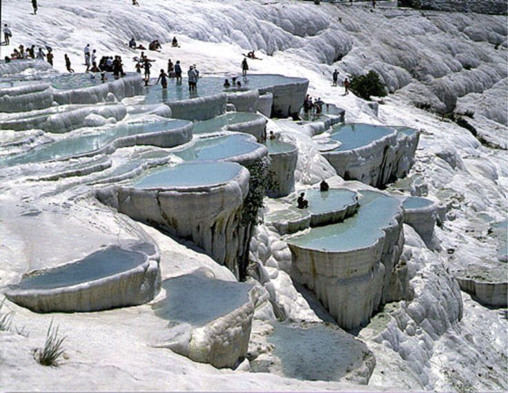 1000+ images about Pamukkale on Pinterest.