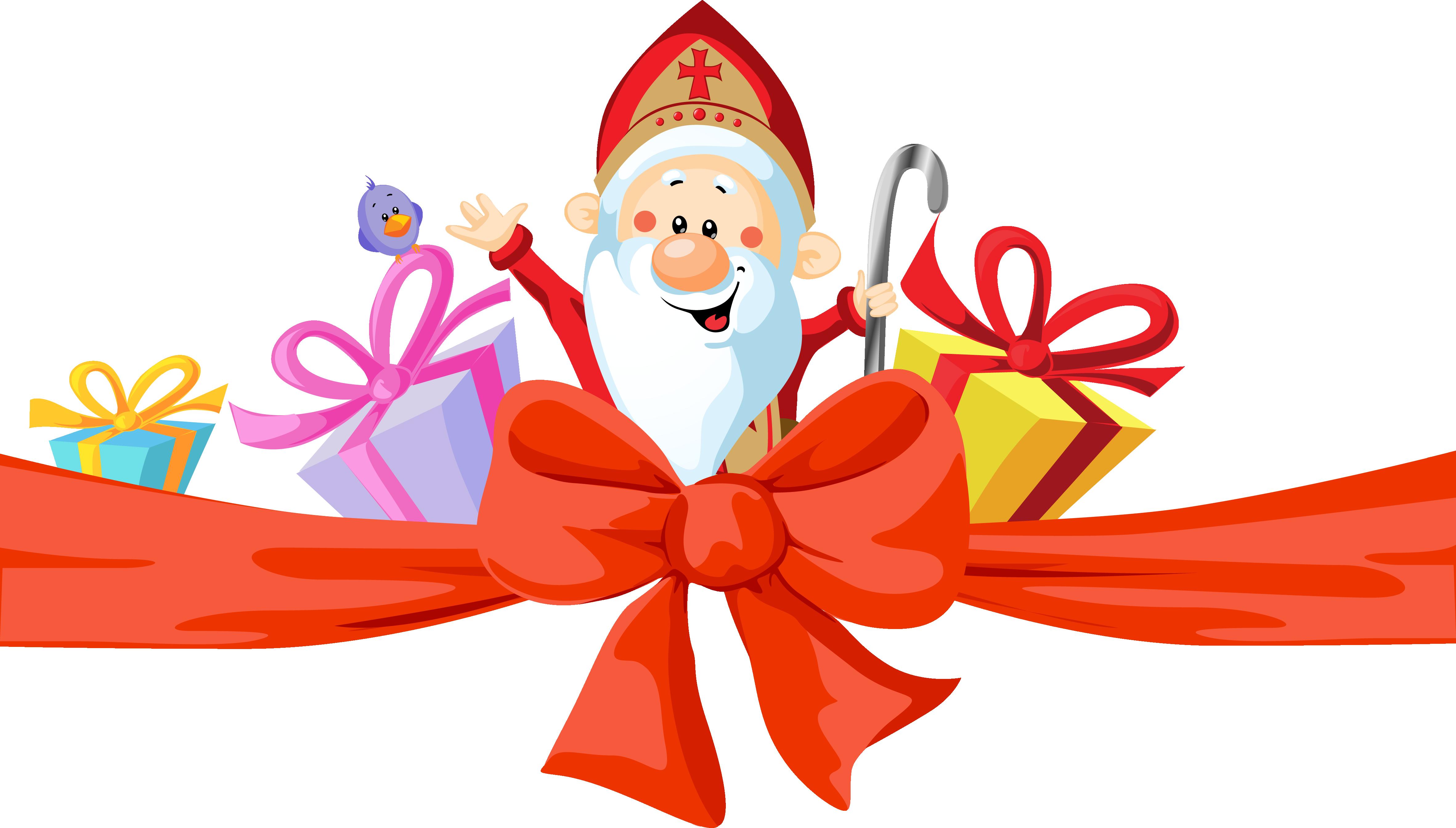 Sinterklaas png 2 » PNG Image.