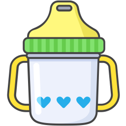Sippy Cup Clipart.