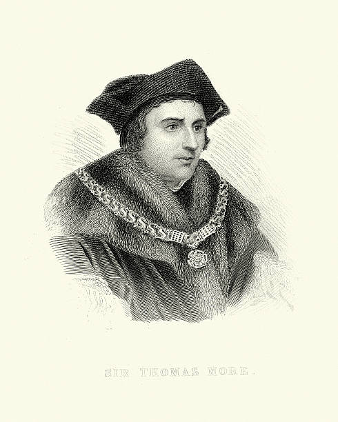 Sir Thomas More Clip Art, Vector Images & Illustrations.