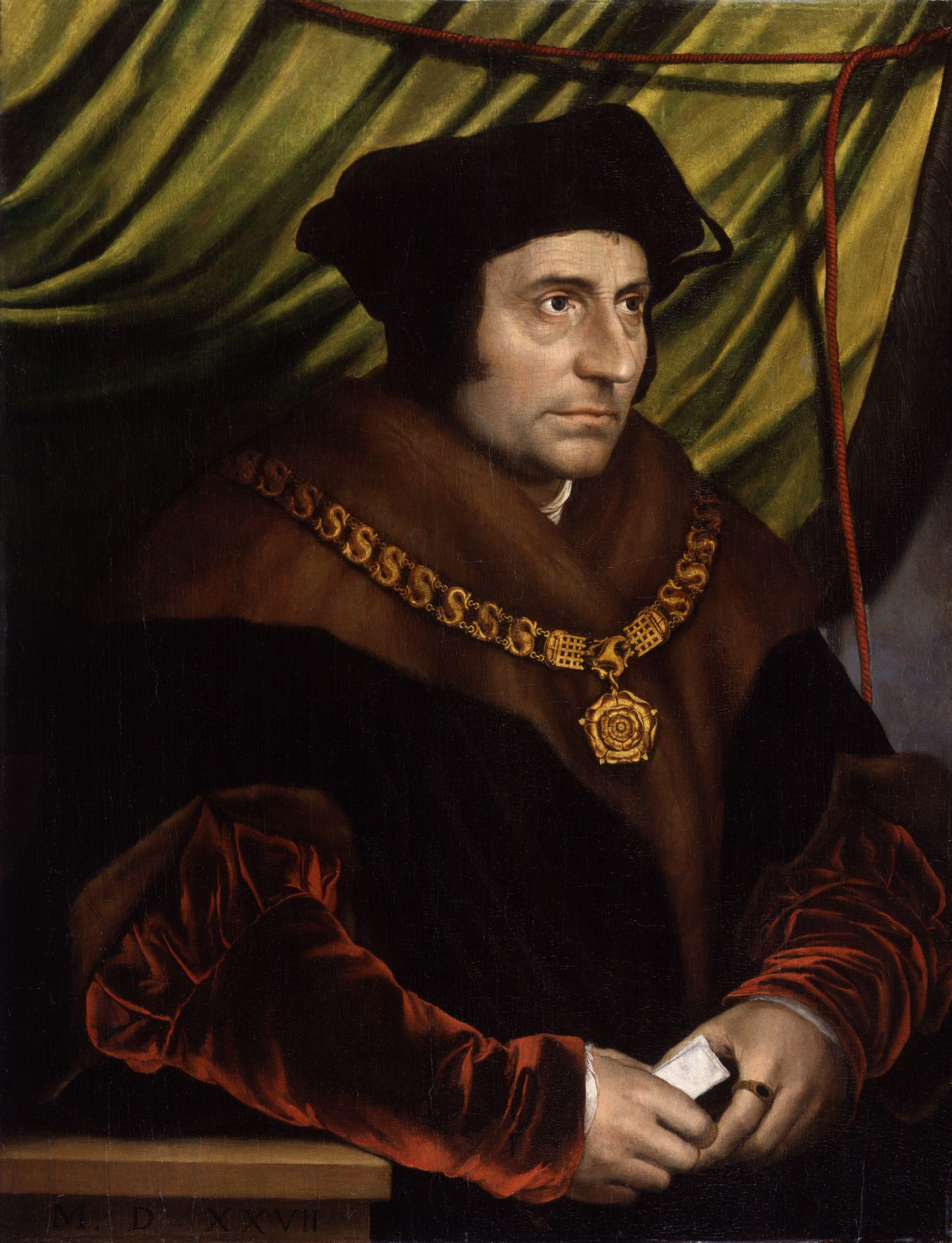 Thomas More.