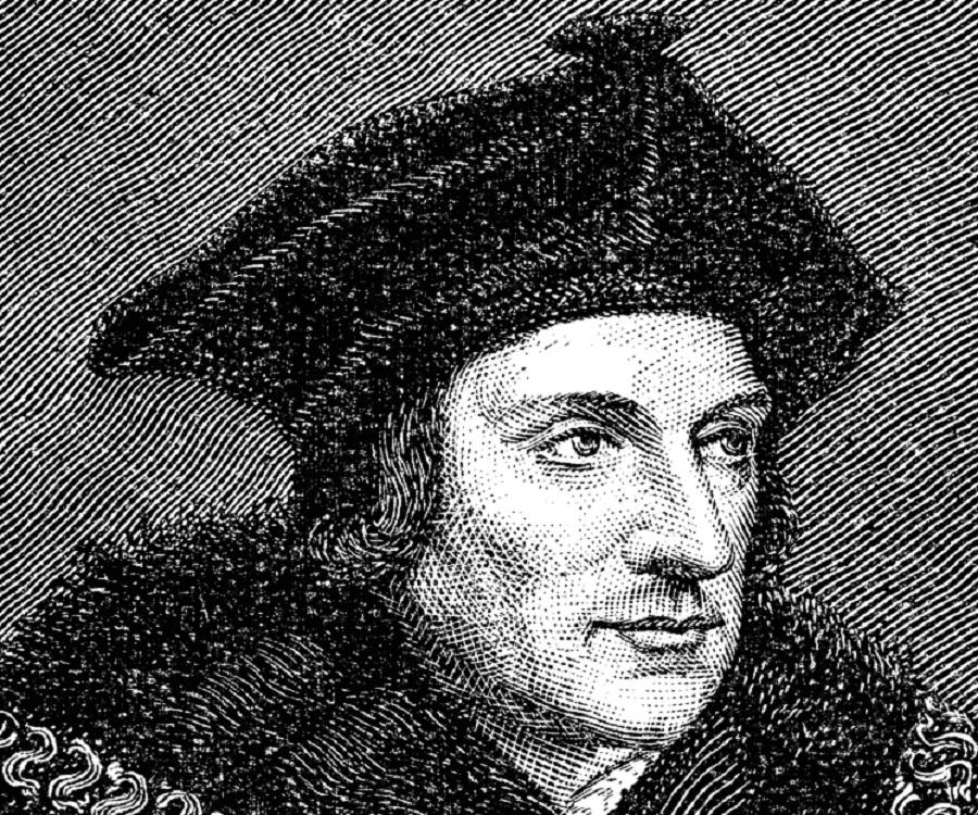 Thomas More Biography.