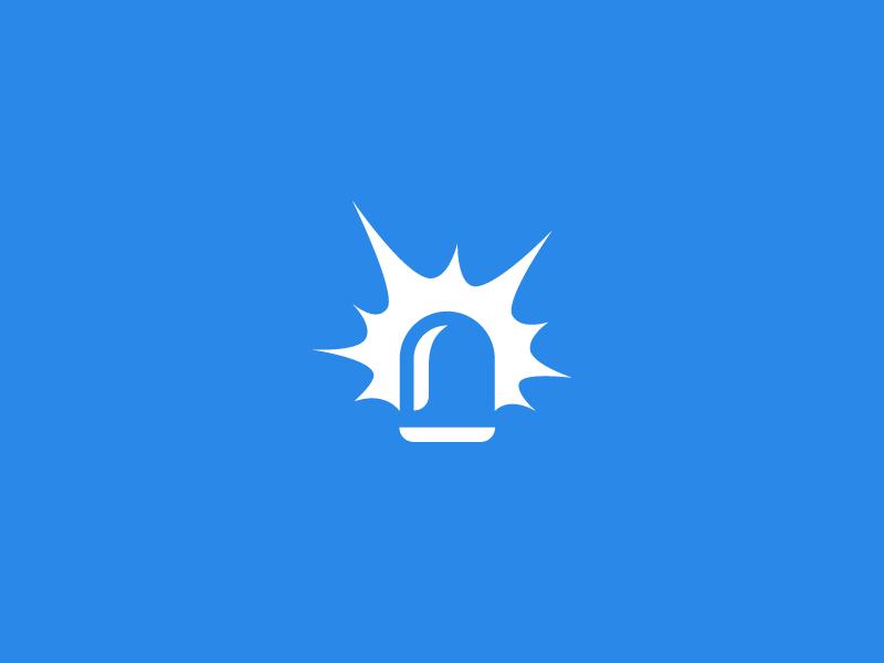 Siren Logo by Tommy Blake on Dribbble.