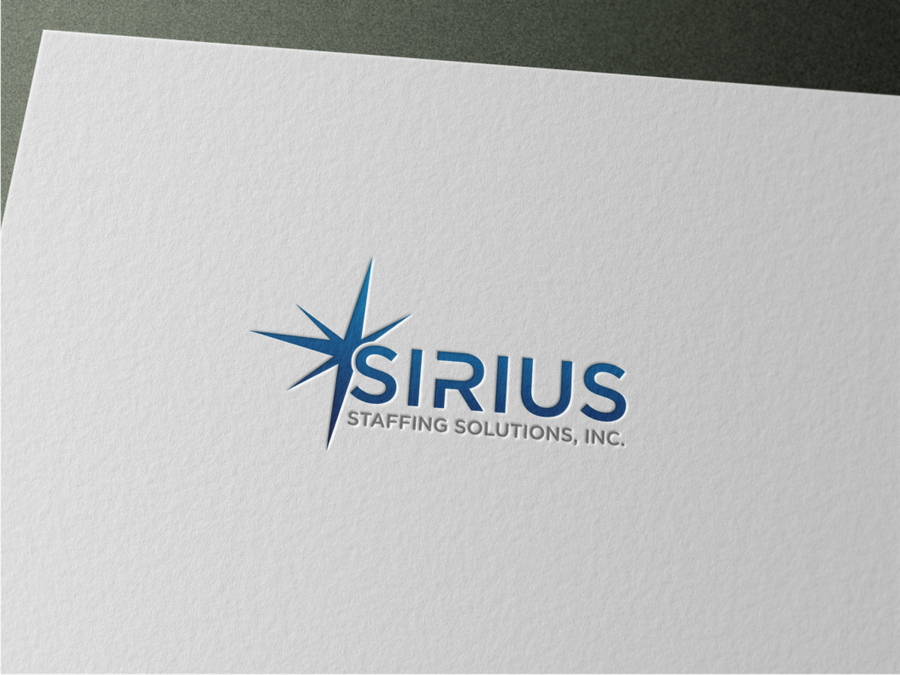 Create Logo for Sirius Staffing Solutions.