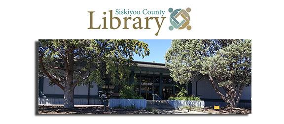 Siskiyou County Library.