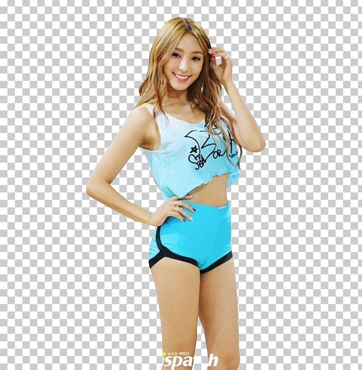 Yoon Bora Sistar Touch My Body K.