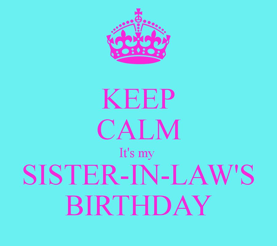 Sister In Law.