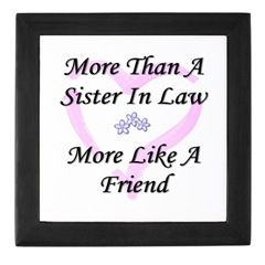 Pretty Sister In Law Quotes Images Interestprint I Smile Because