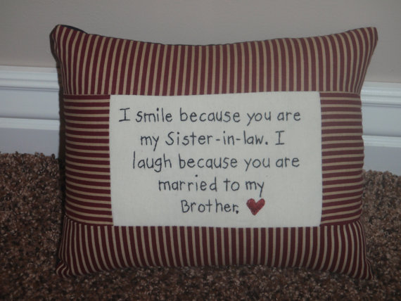 sister in law #2