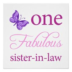 Best Sister in Law Quotes.