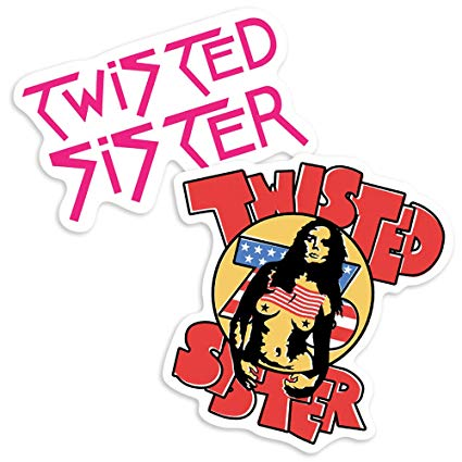 Amazon.com: Popfunk Twisted Sister 76 Babe Logo Collectible.