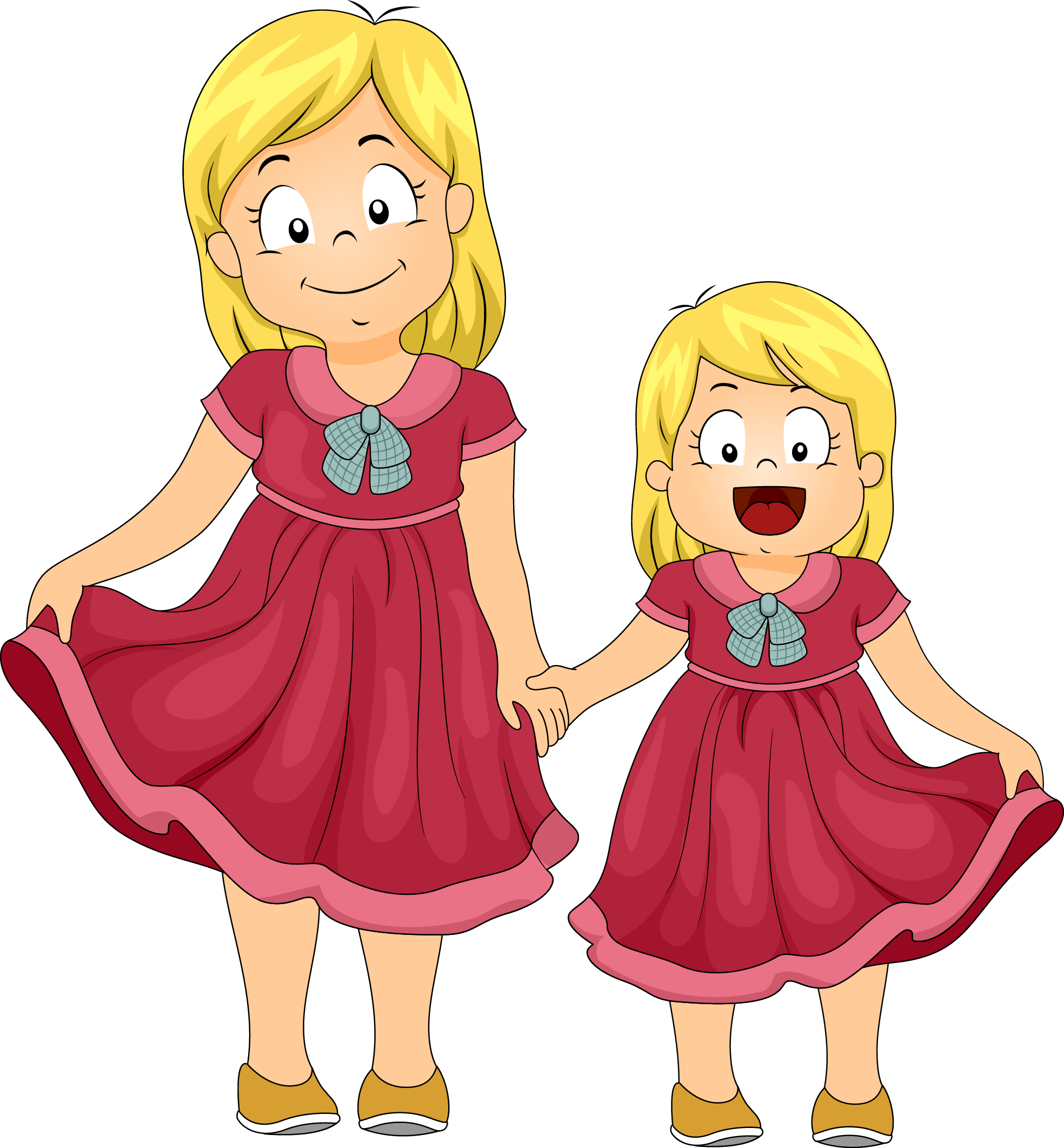 Sisters clipart clipart images gallery for free download.