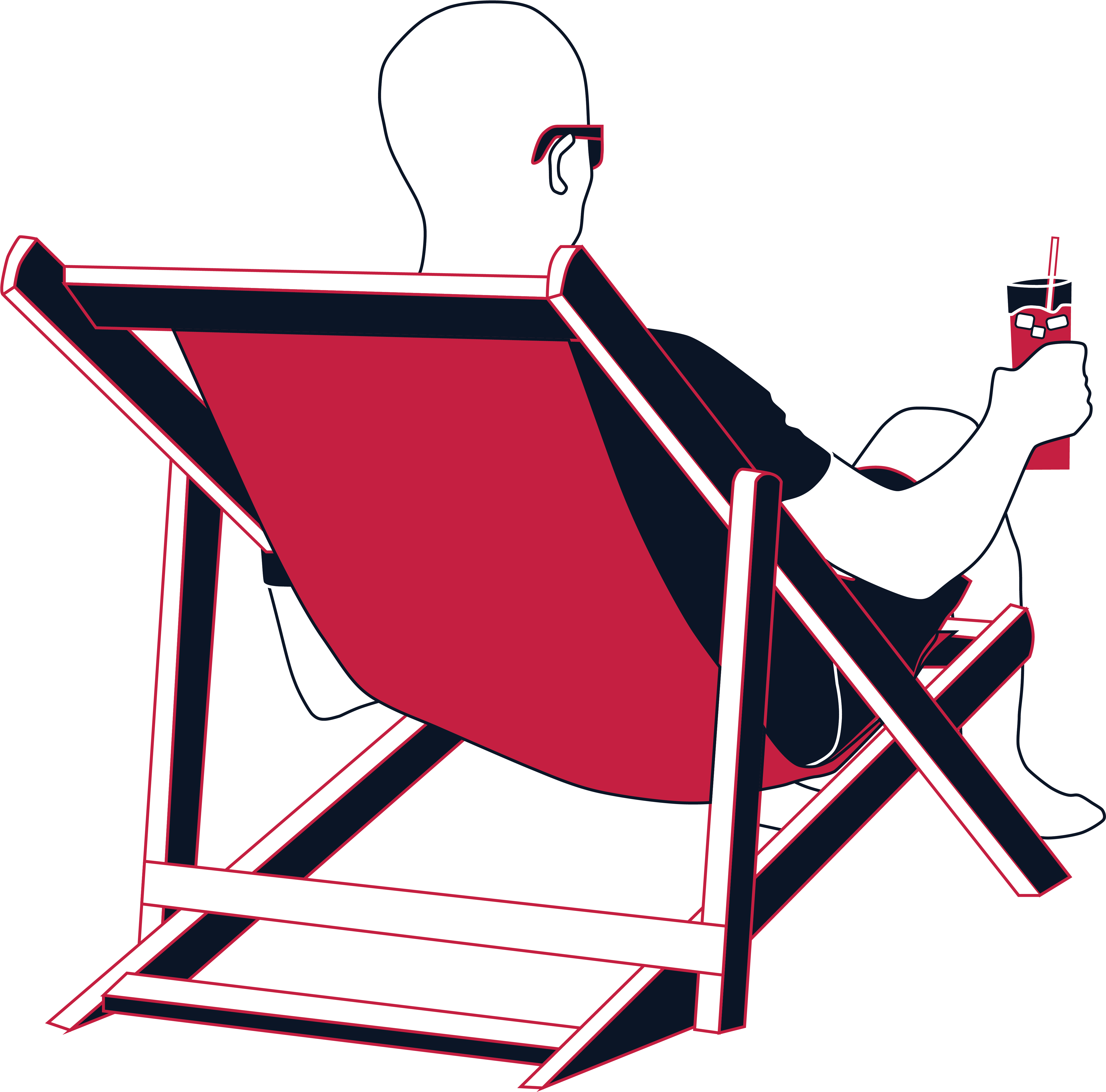 Sit Back, Relax, & Enjoy.