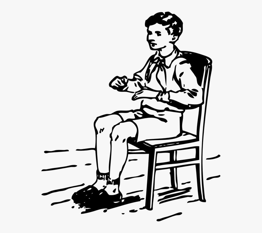 Sit Clipart Duduk.