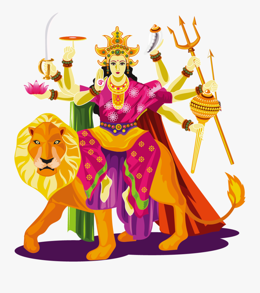 Ravana Clipart Costume.