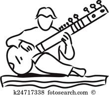 Sitar Clip Art and Illustration. 144 sitar clipart vector EPS.
