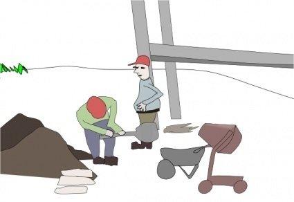 Addon Construction Site clip art Clipart Graphic.